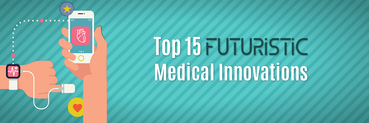 Top 15 Medical Innovations Revolutionising Healthcare With